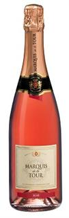 Marquis de la Tour Brut Rose 750ml - Case of 12